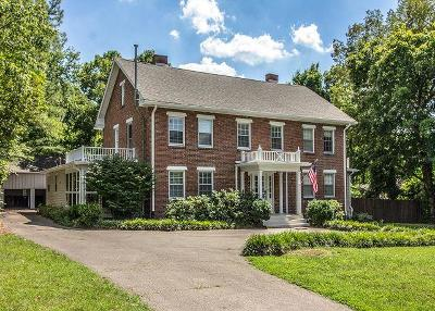 Nashville Single Family Home For Sale: 946 Caldwell Ln