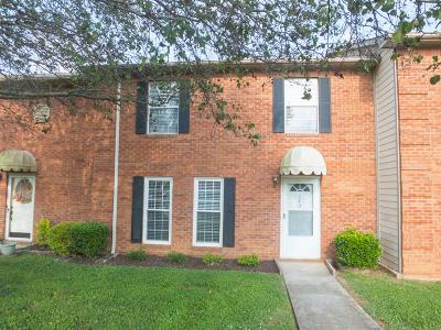 Smyrna, Lascassas Condo/Townhouse Under Contract - Not Showing: 140 Stokes Dr #140