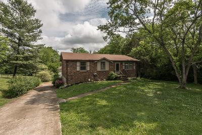 Hendersonville Single Family Home For Sale: 133 Hillsdale Dr