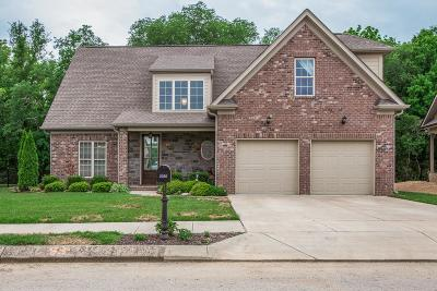 Spring Hill Single Family Home For Sale: 3025 Dogwood Trl