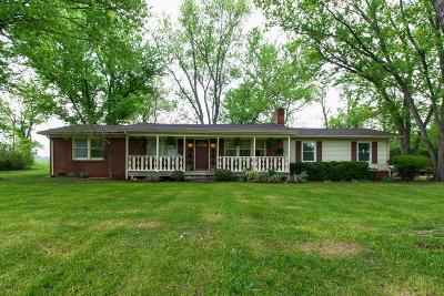 Kingston Springs Single Family Home Under Contract - Showing: 1336 Highway 70
