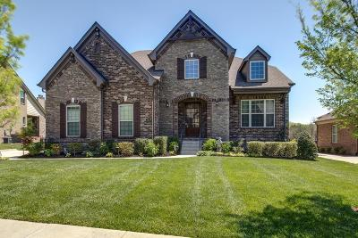Williamson County Single Family Home Under Contract - Showing: 2329 Carouth Ct