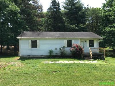 Clarksville Single Family Home Active - Showing: 1348 Gip Manning Rd