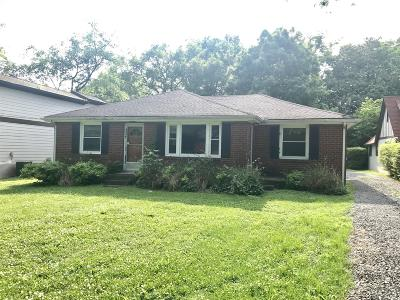 Nashville Multi Family Home Active - Showing: 3731 Granny White Pike