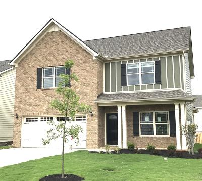 Murfreesboro Single Family Home Under Contract - Not Showing: 1147 Cotillion Drive (Lot 516)