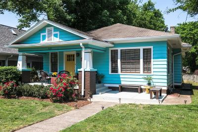 Nashville Single Family Home For Sale: 410 N 16th St