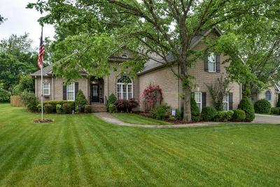 Fairview Single Family Home For Sale: 7119 Donald Wilson Dr