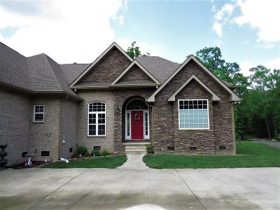 Marion County Single Family Home For Sale: 10115 S Pittsburg Mtn Rd