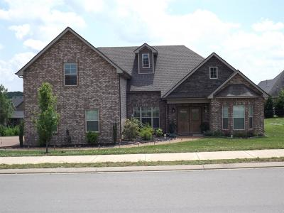 Lavergne Single Family Home Under Contract - Showing: 4105 Stony Point Dr