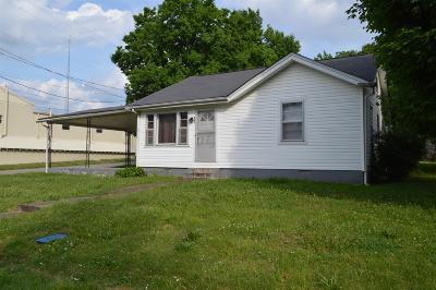 Dickson Single Family Home Under Contract - Showing: 401 Dull Street