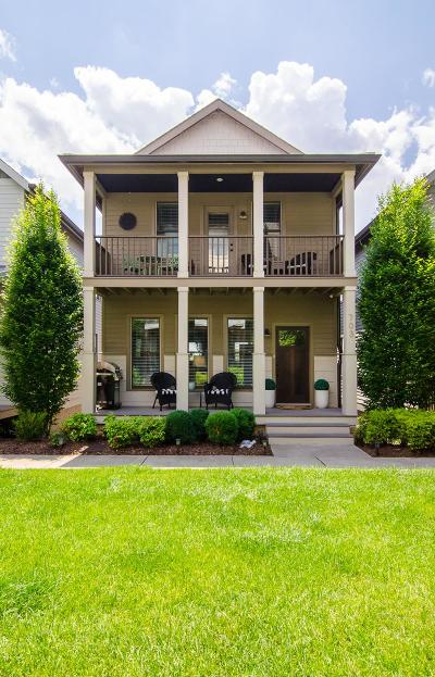 Nashville Single Family Home For Sale: 703 Chesterfield Way
