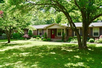 Franklin Single Family Home For Sale: 131 Ewingville Dr