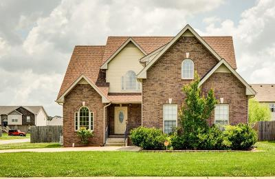 Clarksville Single Family Home Active - Showing: 1484 Apache Way
