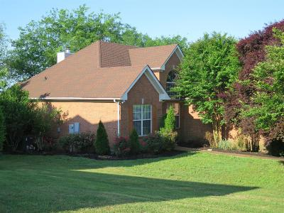 Hendersonville Single Family Home Active - Showing: 115 Huntington Pl