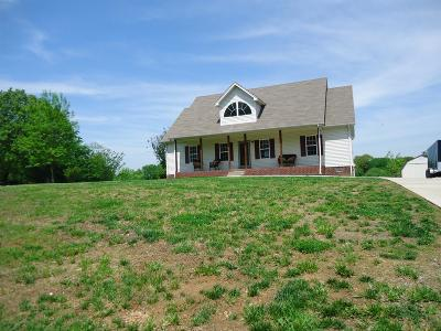 Chapmansboro Single Family Home For Sale: 2964 Sweethome Rd
