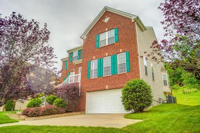 Nashville Single Family Home For Sale: 2561 Jordan Ridge Dr