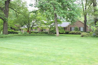 Christian County Single Family Home For Sale: 605 Deepwood Dr