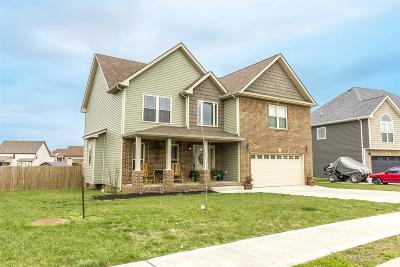 Clarksville Single Family Home Active - Showing: 1732 Spring Haven Dr