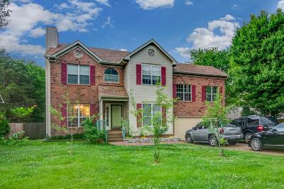 Mount Juliet Single Family Home Active - Showing: 2970 Melbourne Ter