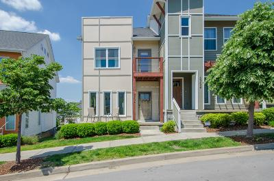 Nashville Condo/Townhouse For Sale: 3704 Lausanne Dr