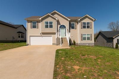 Clarksville Single Family Home Active - Showing: 1232 Freedom Dr