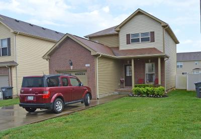 Clarksville Single Family Home Active - Showing: 3790 Harvest Ridge