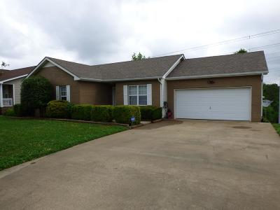 Clarksville Single Family Home Active - Showing: 947 Drum Ln