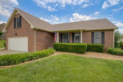 Clarksville Single Family Home Active - Showing: 3660 Fieldstone Dr
