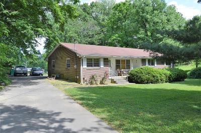 Lewisburg Single Family Home Under Contract - Showing: 731 Hull Ave