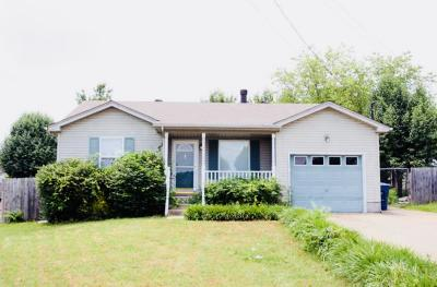 Lavergne Single Family Home Active - Showing: 368 Park Ct N