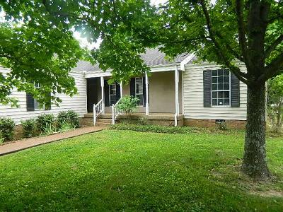 Franklin Single Family Home For Sale: 504 Justin Dr