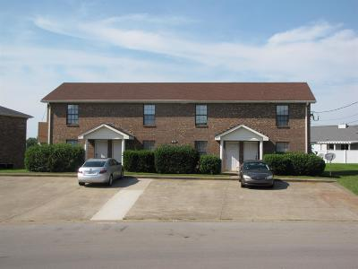 Clarksville Multi Family Home Active - Showing: 358 Peabody Dr