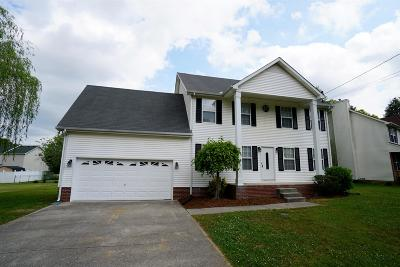 Smyrna Single Family Home Active - Showing: 111 Springfield Dr