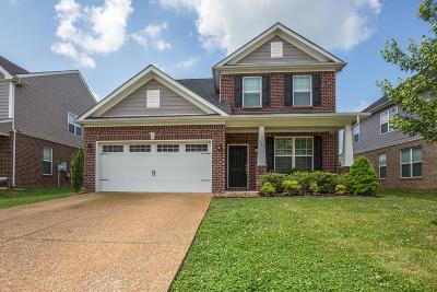 Mount Juliet Single Family Home Active - Showing: 737 Bench Ln
