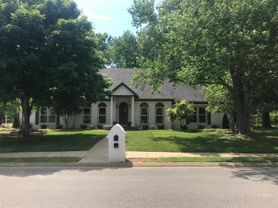 Murfreesboro Single Family Home Active - Showing: 3003 Newport Ct