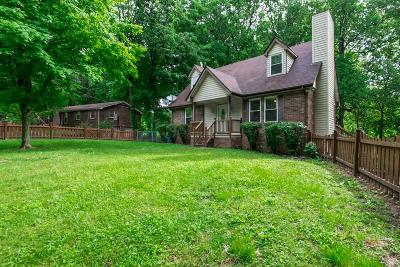 White House Single Family Home Under Contract - Showing: 1021 Tulip Dr