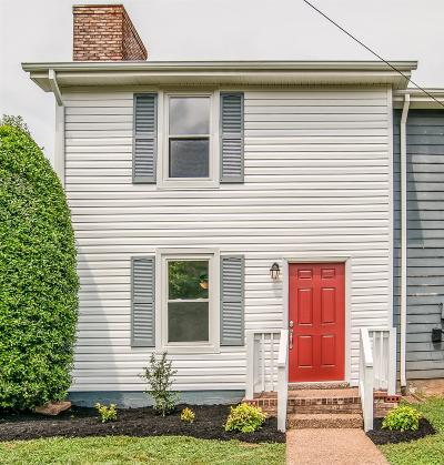Nashville Single Family Home Active - Showing: 2420 Fairbrook Dr