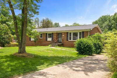 Clarksville Single Family Home Active - Showing: 1581 Armistead Dr