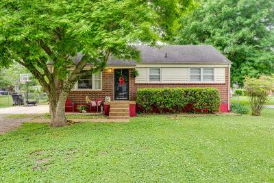 Maury County Single Family Home Under Contract - Showing: 105 Haven Dr