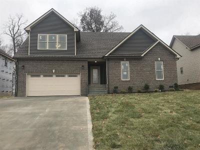 Single Family Home Under Contract - Showing: 50 Griffey Estates