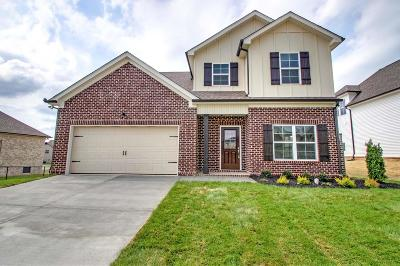 Smyrna Single Family Home Under Contract - Showing: 5785 Napa Valley Drive