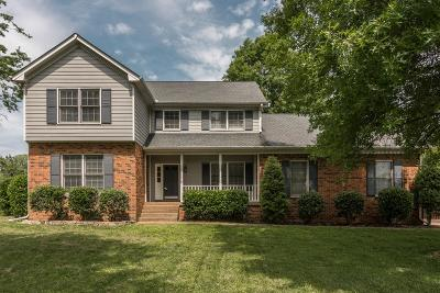 Hendersonville Single Family Home Active - Showing: 119 W Ridge Dr