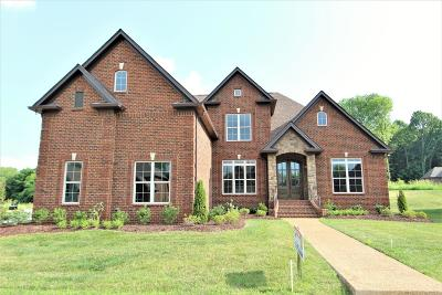 Mount Juliet Single Family Home Active - Showing: 10 Collette Ct. #112