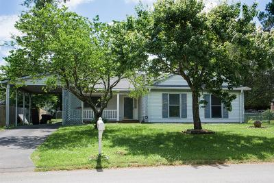 Mount Juliet Single Family Home Active - Showing: 1020 Rolling Meadow Dr