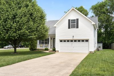 Clarksville Single Family Home Active - Showing: 1409 Addison Dr
