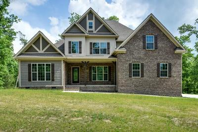 White Bluff TN Single Family Home Under Contract - Showing: $475,000