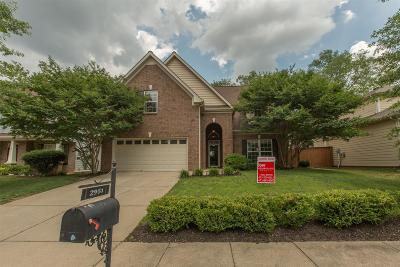 Murfreesboro Single Family Home Active - Showing: 2951 Morning Mist Ct