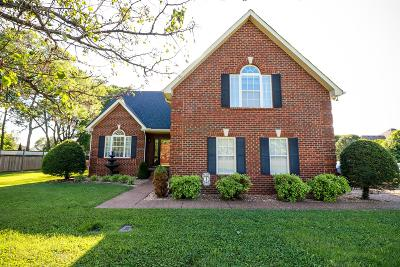 Murfreesboro Single Family Home For Sale: 702 Cason Ln