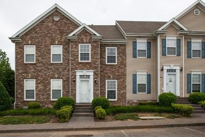 Thompsons Station  Condo/Townhouse Active - Showing: 1037 McKenna Dr #G2