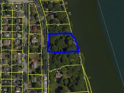Residential Lots & Land For Sale: 1115 Riverside Dr
